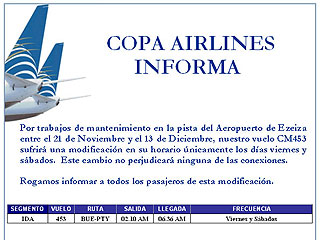 Copa Airlines Promo Codes December Top online Copa Airlines promo codes in December , updated daily. You can find some of the best Copa Airlines promo codes for save money at online store Copa Airlines.