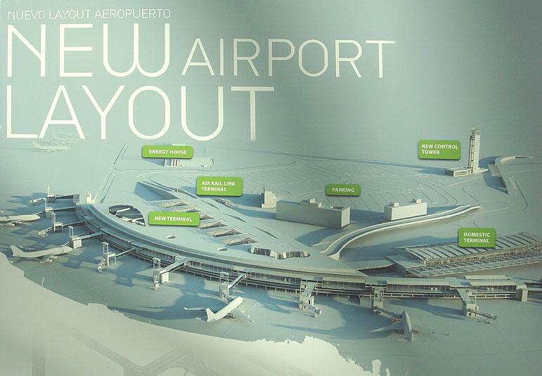 El Nuevo Aeropuerto de Ezeiza